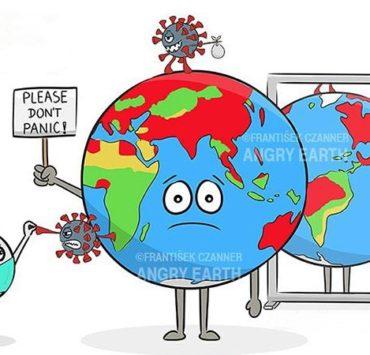 «Розсерджена Земля»: серія фото, які змушують задуматися про долю планети