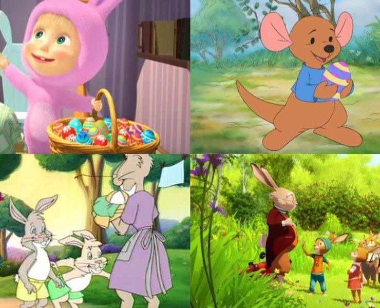 11 мультфільмів до Великодня для всієї сім'ї