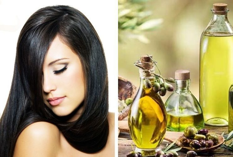 Чарівні властивості оливкової олії для волосся