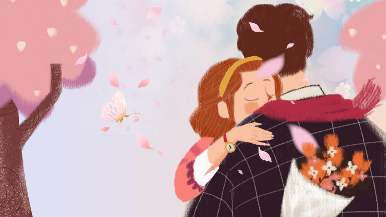 Коли вас обіймає правильна людина, все змінюється