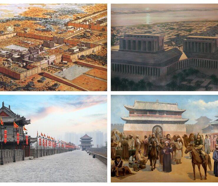 10 стародавніх міст, які колись правили світом (фото)