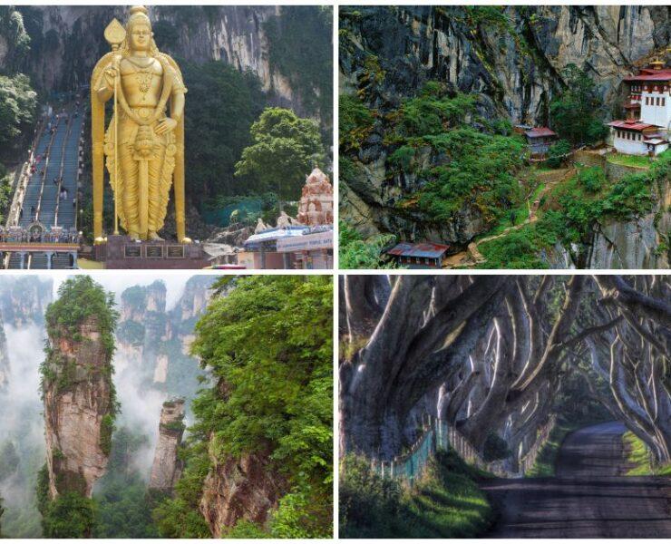 20 реальних місць, які виглядають наче з казки (фото)