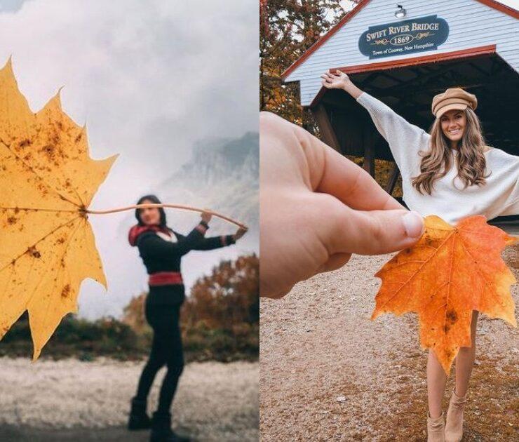25 цікавих ідей для осінніх фотосесій
