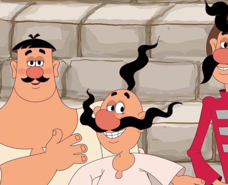 """""""Все про козаків"""" – усі серії мультфільму"""