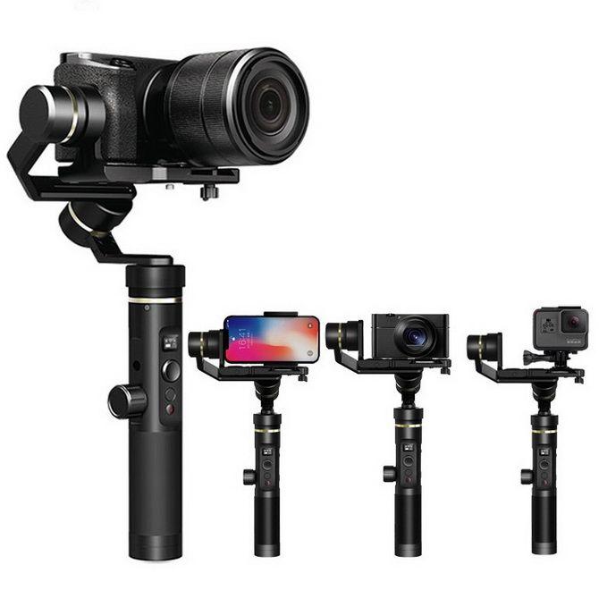 Стабилизатор для телефона, Gopro, компактной камеры