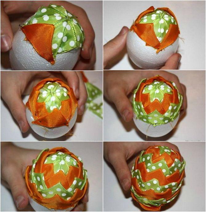 пасхальное яйцо своими руками,