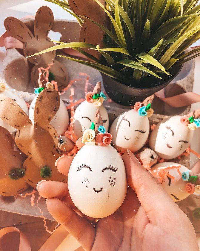 пасхальное яйцо 2020