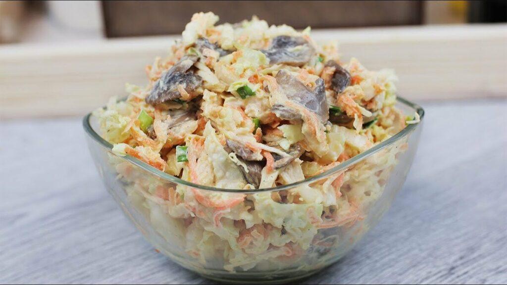 5 простих салатів на кожний день. Смачні рецепти на обід і вечерю